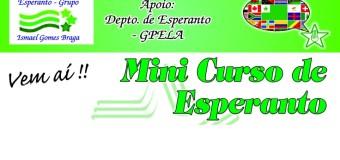10/03 – Mini Curso de Esperanto