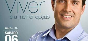 06/05 – Bate-papo com André Trigueiro, ao vivo na FEB