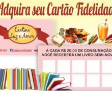 Cantina – Cartão Fidelidade.
