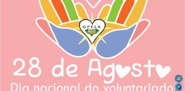 28/08 – Dia Nacional do Voluntariado.