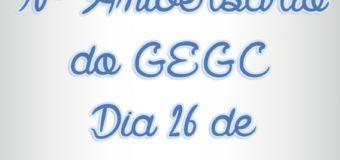 Aniversário do GEGC.