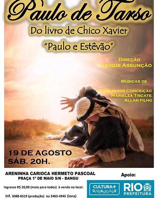 Teatro – Paulo de Tarso.