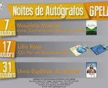 Livraria Gotas de Luz – Noites de Autógrafos no GPELA!