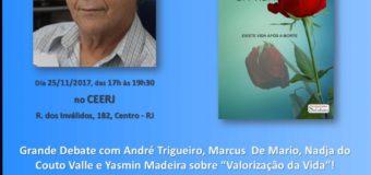 Encontro Amigos de Gerson Monteiro pela Valorização da Vida.