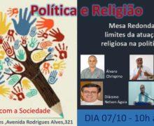 Política e Religião.