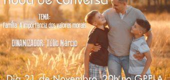 Roda de Conversa – 21/11/17