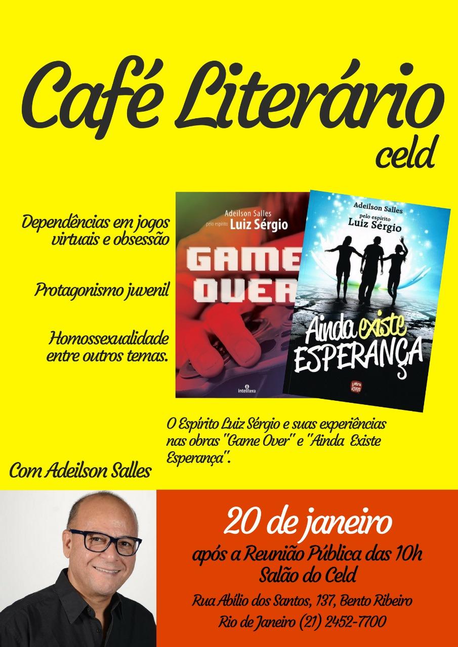 Café Literário – CELD