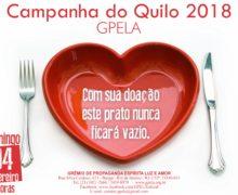 Campanha do Quilo – 04/02/18