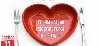 11/03 – Campanha do Quilo.