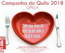 Campanha do Quilo – 08/04