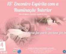 14/08 – 15º Encontro Espírita com a Iluminação Interior
