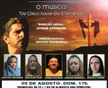 05/08 – Teatro Espírita PAULO e ESTÊVÃO