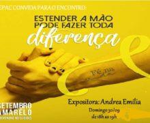 30/09 – GEPAC – Encontro: Estender a Mão Pode Fazer Toda Diferença