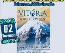 02/11/18 – Seminário: Vitória sobre a Depressão