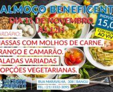 11/11 – Almoço beneficente Vicente Moretti