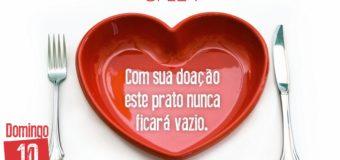 10/02 – Campanha do Quilo!