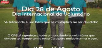 28 de Agosto, Dia do Voluntário