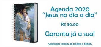 Agenda 2020 – Jesus no Dia a Dia