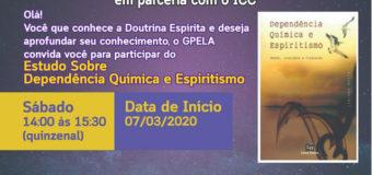 Estudo Sobre Dependência Química e Espiritismo
