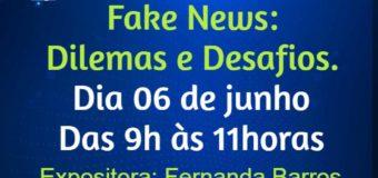 Seminário Sobre Fake News: Dilemas e Desafios