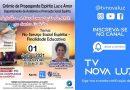 No Serviço Social Espírita – Finalidade Educativa – Com Maria de Fátima Pereira de Loureiro
